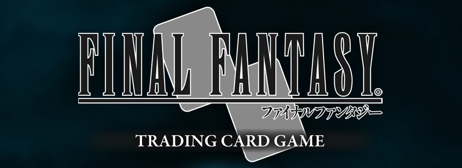 Final Fantasy Trading Card logo