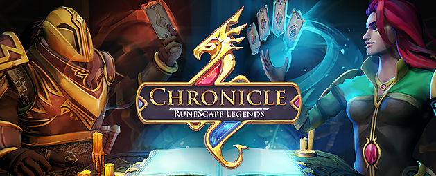 Chronicle: RuneScape Legends banière