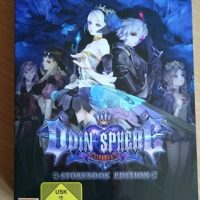 Coffret extérieur face Odin Sphere Leifthrasir Storybook Edition