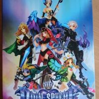 Coffret intérieur face Odin Sphere Leifthrasir Storybook Edition