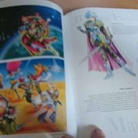 Collector Star Ocean 5 artbook