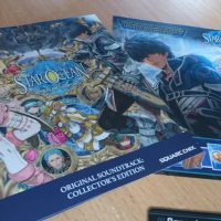 Collector Star Ocean 5 papier