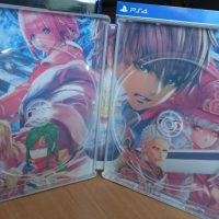 Collector Star Ocean 5 steelbook artwork intérieur