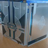Collector Star Ocean 5 steelbook extérieur