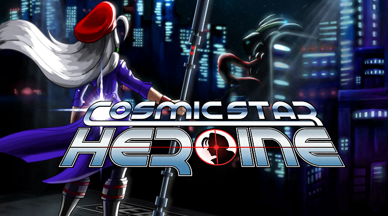 Cosmic Star Heroine