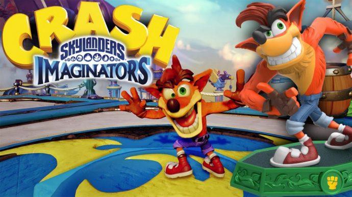 Crash Bandicoot Skylanders Imaginators
