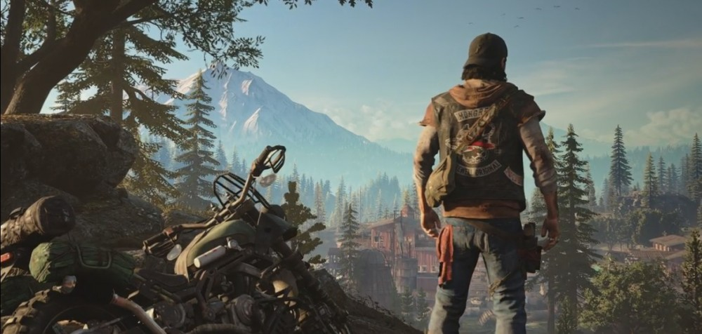 attentes e3 2017 - Days Gone