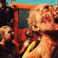 Dead Island gros plan sur des zombies