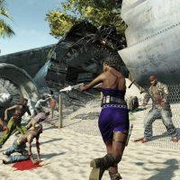 Dead Island combat avec arme à feu