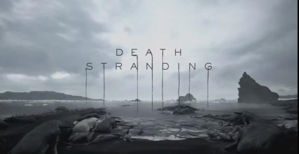 Death Stranding logo
