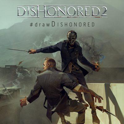 Artwork de Dishonored 2