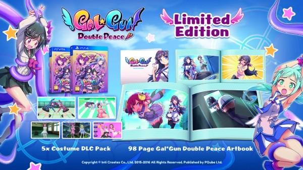 Edition limitée de GalGun : Double Peace