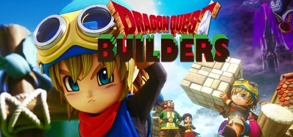 Dragon Quest Builders banière