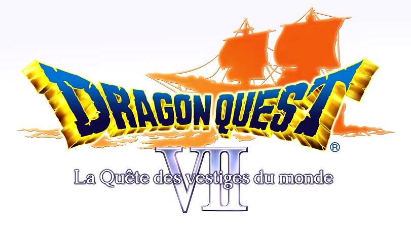 Dragon Quest VII La Quête des vestiges du monde logo