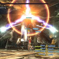 Final Fantasy XII the Zodiac Age phase de combat