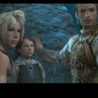 Final Fantasy XII the Zodiac Age Vaan Balthier et Larsa