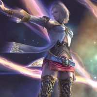 Final Fantasy XII the Zodiac Age Ashe en pleine furie