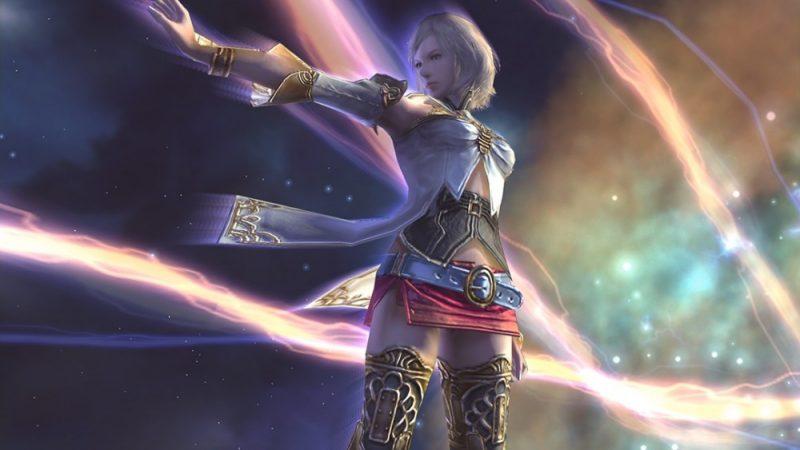 Final Fantasy XII the Zodiac Age Ashe en pleine furie