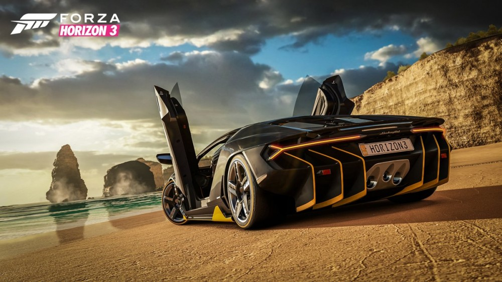 Forza Horizon 3 Lamborghini