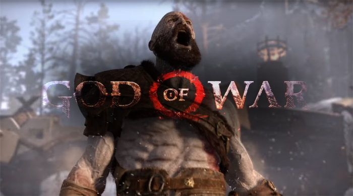 God of War bannière