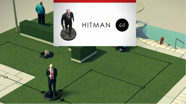 Hitman go mobile square enix