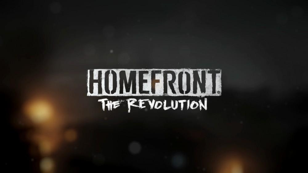 Titre de Homefront : The Revolution