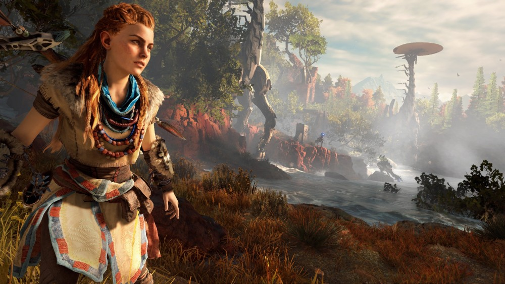 Visuel de Horizon Zero Dawn