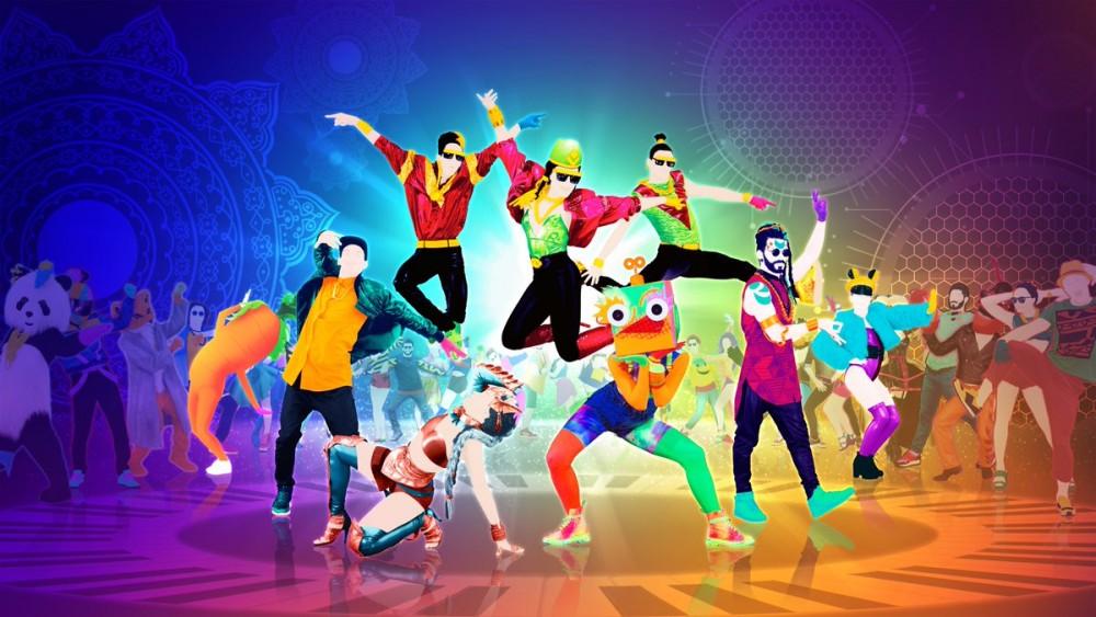 Danseurs Just Dance 2017