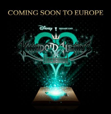 Kingdom Hearts Unchained X annonce sortie en europe