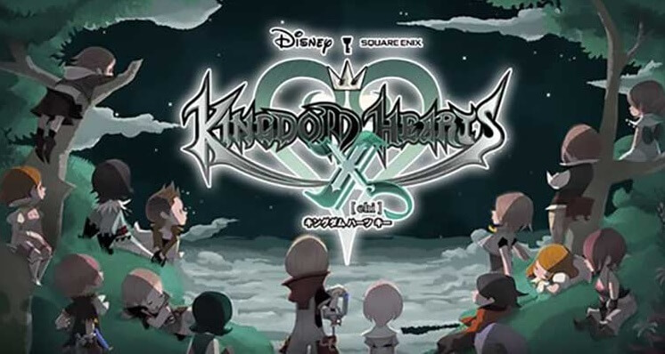 Kingdom Hearts Unchained X banière