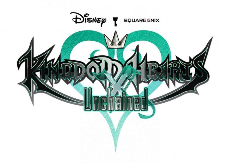 Kingdom Hearts Unchained X logo