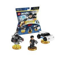 Lego dimensions saison 2 mission impossible