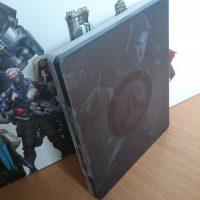 Overwatch collector Steelbook dos