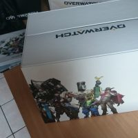 Overwatch collector boite intérieur face