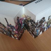 Overwatch collector boite interieur vue d'ensemble