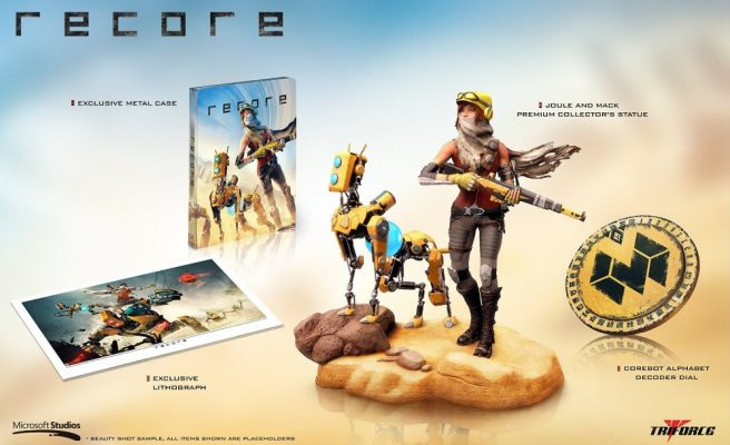 ReCore collector