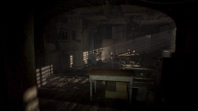 Resident Evil 7 Teaser Beginning - La cuisine
