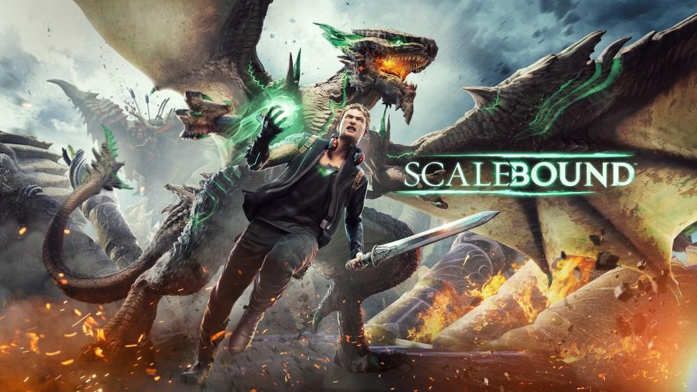 Visuel de Scalebound