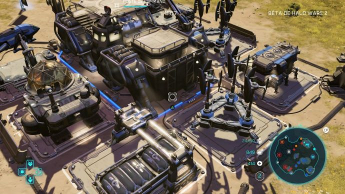 Halo Wars Base UNSC