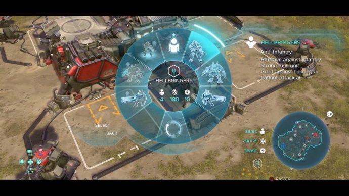 Halo Wars 2 construction cité