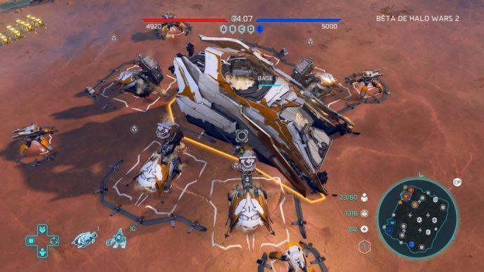 Halo Wars Base Covenant