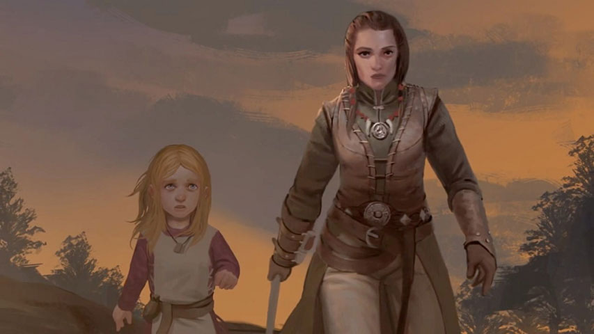 Shadwen et Lily