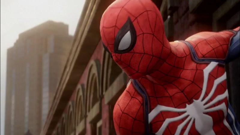 Visuel de Spider-Man PS4