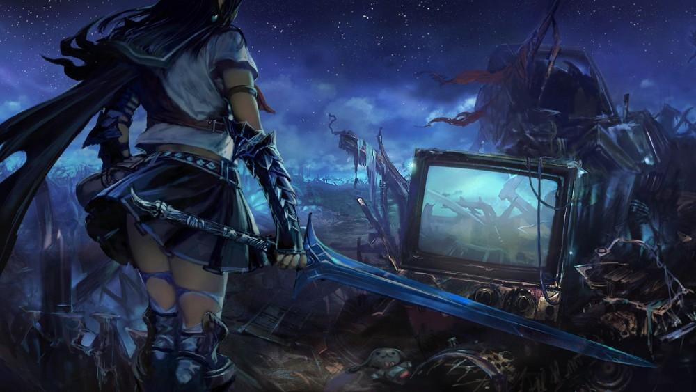 Stranger of Sword City Riu