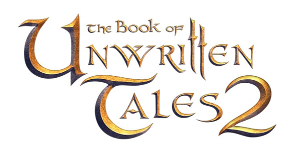 The Book of Unwritten Tales 2 logo