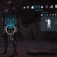 The Technomancer menu compétences