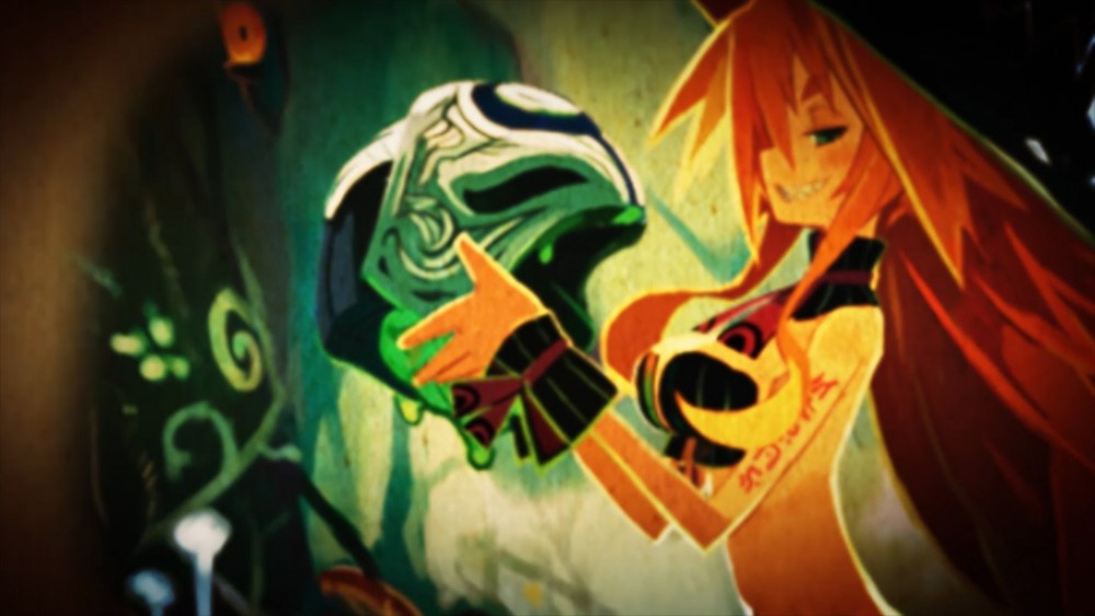 Metallia ce sent seul dans The Witch and the Hundred Knight Revival Edition
