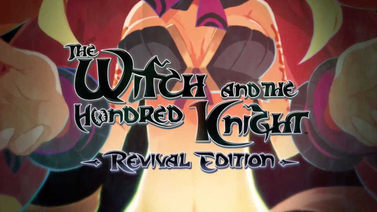 Bannière The Witch and the Hundred Knight Revival Edition