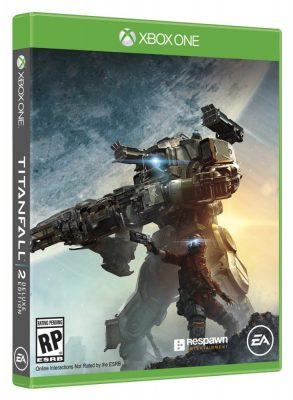 TitanFall 2 édition deluxe Xbox One