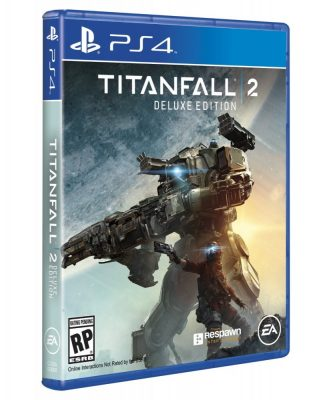 TitanFall 2 édition deluxe PlayStation 4